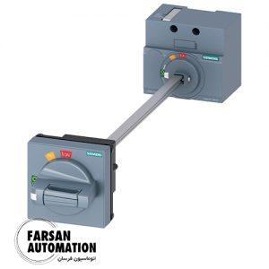 دسته روتاری کلید اتوماتیک زیمنس 100-160