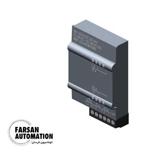 سیگنال برد ورودی خروجی دیجیتال 24V 2DI/2DO